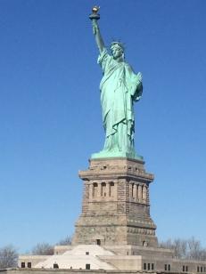 NY -Estatua de la Libertad