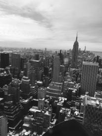 NY- Rockefeller Center