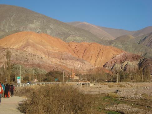 Cerro de los 7 colores -Norte Argentino