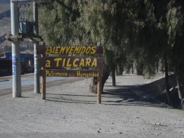 Tilcara -Norte Argentino