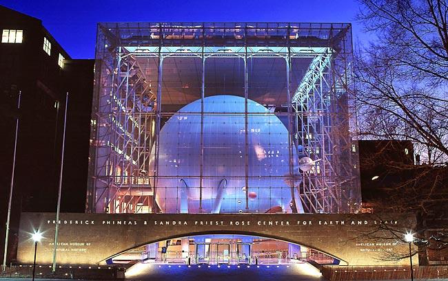 american-museum-of-natural-history-planetarium